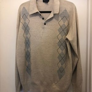 Dockers Mens Argile sweater - size Large.